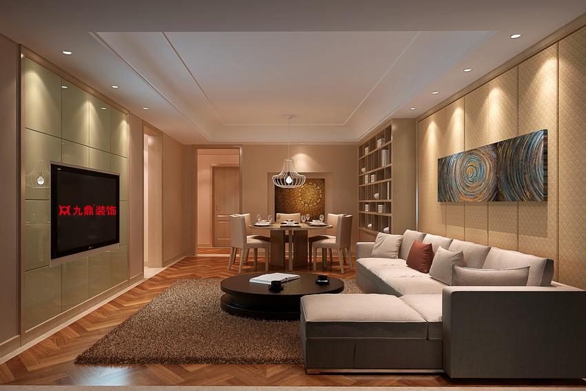 客厅简约风格怎么设计比较好?